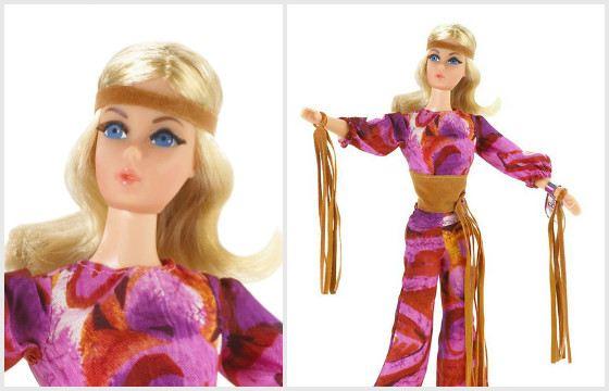 Барби «Дитя Цветов». 1971 год