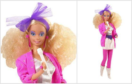 Барби и рокеры. 1986 год