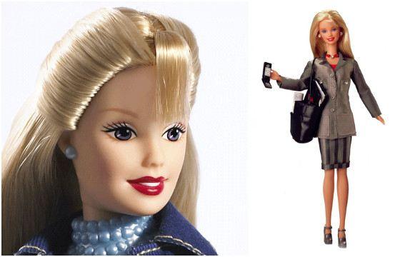 Барби «Бизнес-леди». 1999 год