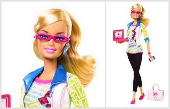 Барби «IT-инженер». 2010 год