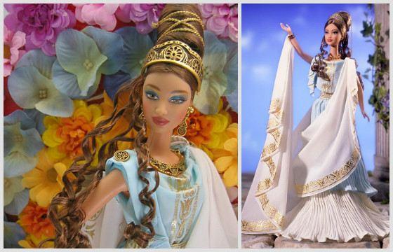 Барби «Богиня Красоты». 2000