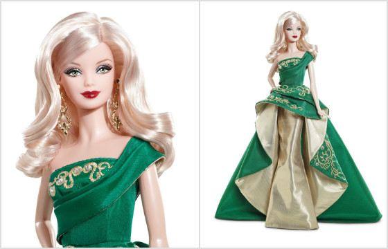 Барби в зеленом. 2011