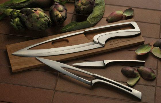 Дизайн некоторых ножей удивляет