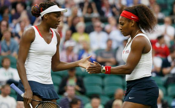 Media: Serena and Venus Williams took illegal drugs