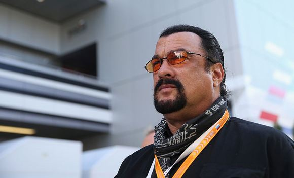 Steven Seagal did not rule out the possibility of obtaining Russian citizenship