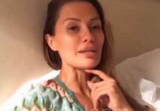 Виктория Боня по действием наркотика