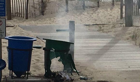 В Нью-Джерси перед стартом марафона взорвалась самодельная бомба