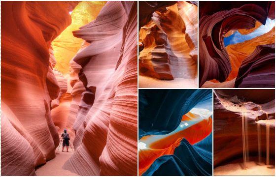 Увидеть каньон можно, заплатив пошлину за проход по индейской территории