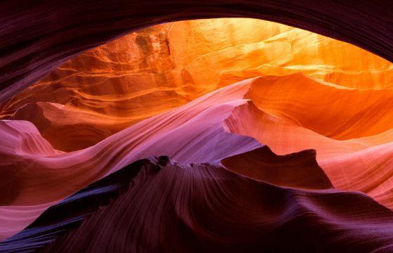 Удивительная игра света и тени притягивает фотографов