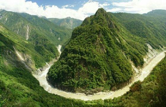Ярлунг Цангпо - неизвестная  и закрытая часть Земли