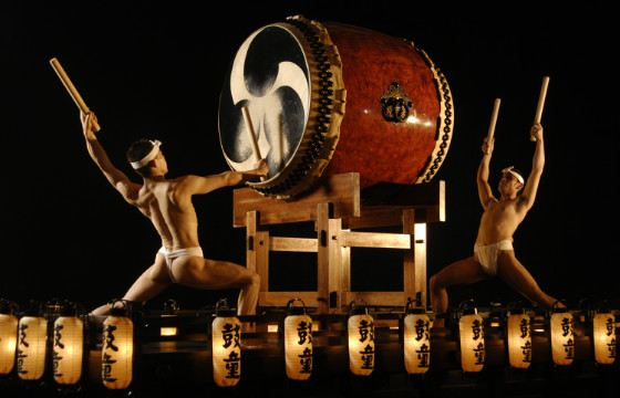 Боевые и ритуальные барабаны используют разные народы