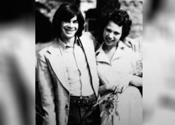 Oleg Gazmanov and Irina Gazmanova - the first wife of the artist