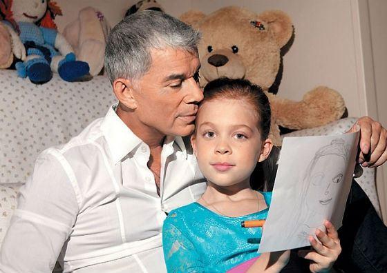 Все дети Олега Газманова тоже очень творческие люди