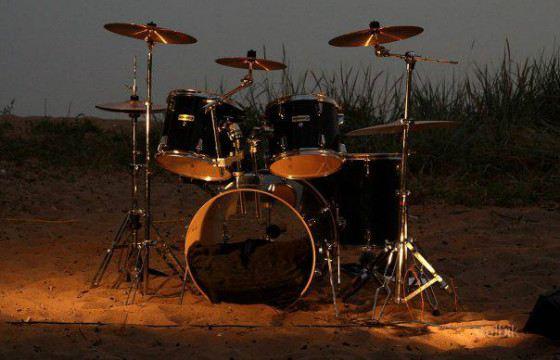 У барабанов особое звучание