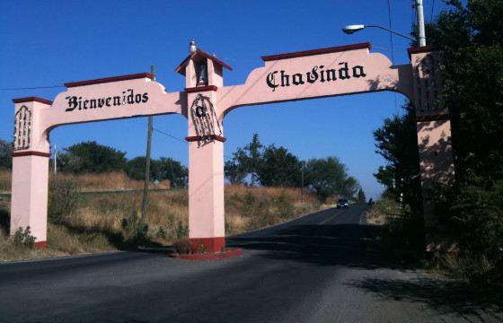 В Чавинде проживает чуть больше 6 тысяч человек