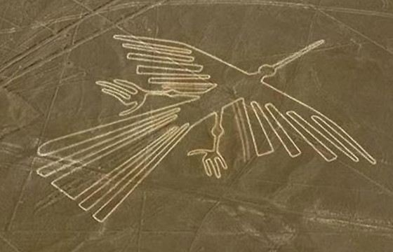 Geoglyphs were rediscovered in 1939 by archaeologist Paul Kosok