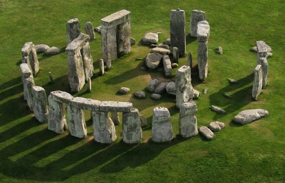 Stonehenge is located in Wiltshire, England