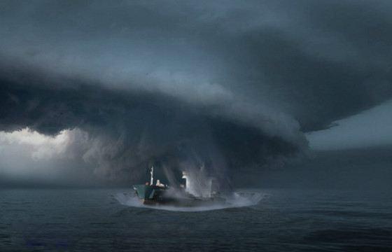 В разных источниках есть информация об исчезновении более 100 крупных морских и воздушных судов