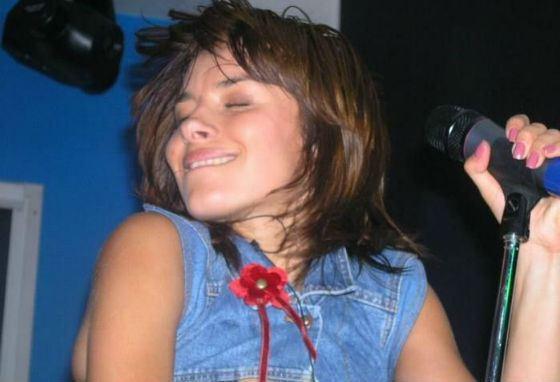Надежда Грановская с детства влюблена в музыку и танцы