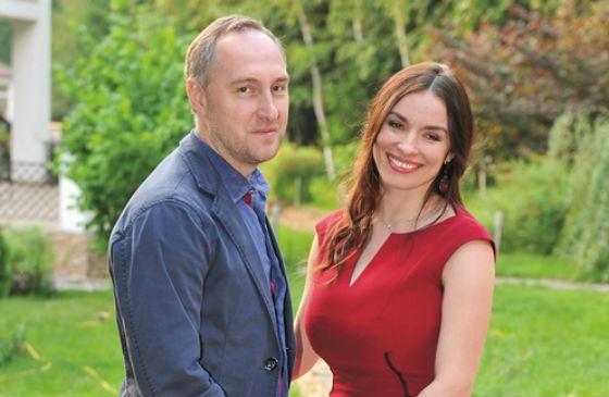 На фото: Надежда Грановская и Михаил Уржумцев