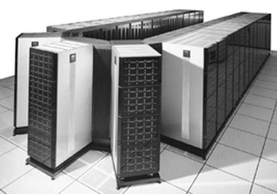 Один из первых суперкомпьютеров