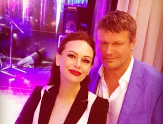 Ирина Безрукова и Олег Тактаров