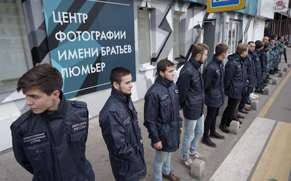 Скандальную выставку фотографа Джока Стерджеса в Москве заблокировали
