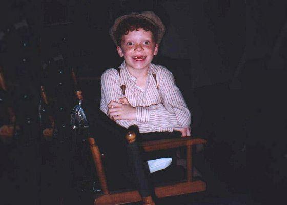 Little Cameron Monahan