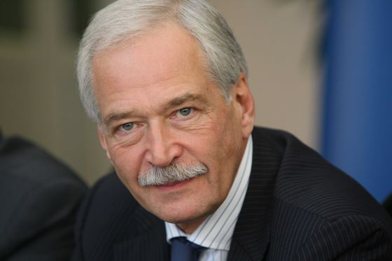 Слова Захарченко о Малороссии не имеют отношения к реальной политике - Грызлов
