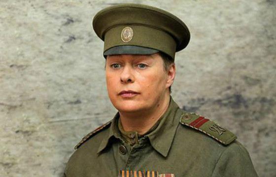 Мария Аронова ради роли обрилась наголо