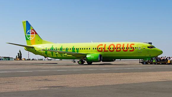 На борту самолета компании S7 Globus скончалась женщина