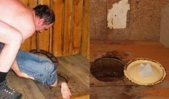 Трое волгоградцев утонули в сельском туалете