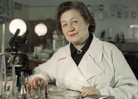 Зинаида Ермолаева - автор более 500 научных работ