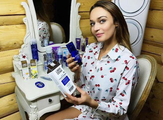 Алена Водонаева неплохо зарабатывает на рекламе в своем блоге