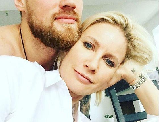 Елена Летучая недавно вышла замуж