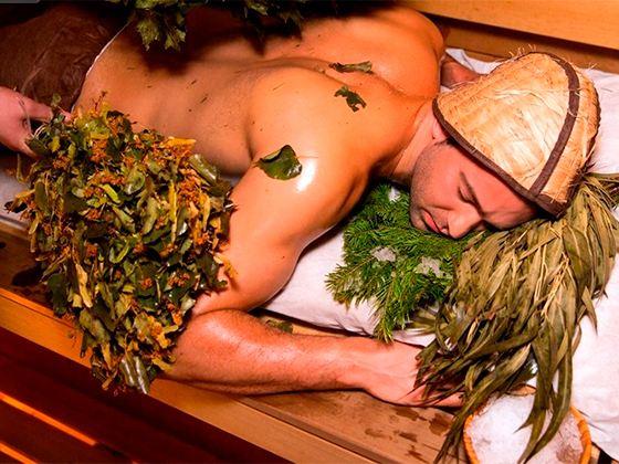 Сауны стали прекрасным способом расслабления после тяжёлой рабочей недели