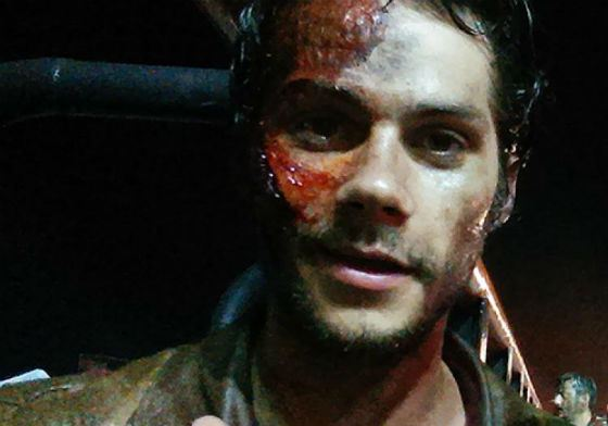 In 2016 Dylan O'Brien starred in the «Deepwater Horizon»