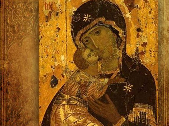 Владимирскую икону просят об исцелении от болезней сердца