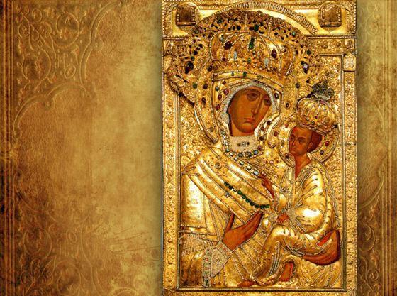 Тихвинская икона защищает детей и подростков