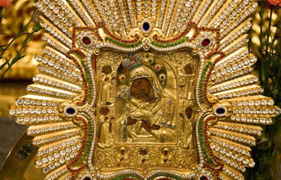 Почаевскую икону просят о вразумлении грешников