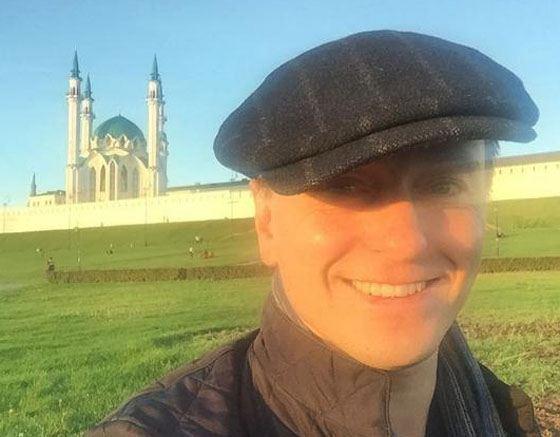 Сергей Безруков в Казани