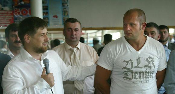 Кадыров Емельяненко: «Русские богатыри так не поступают!»