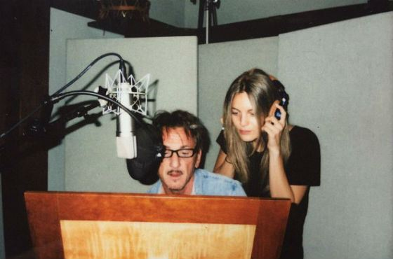 Шонн Пенн и Лейла Джордж сблизились во время записи аудиокниги