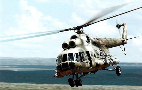 Боевики ИГ обстреляли российский Ми-8, перевозивший гуманитарную помощь
