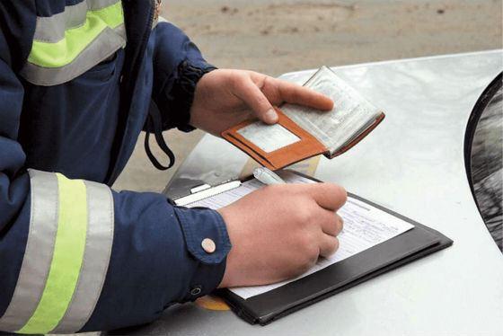 За три нарушения ПДД автолюбителей будут лишать водительских прав