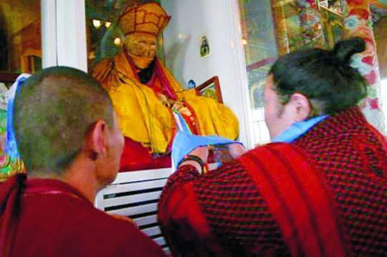 Мумия Итигэлова – одна из главных святынь российских буддистов