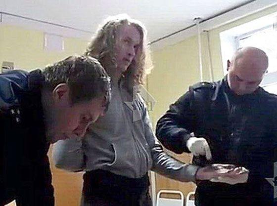 Убийца Александр Барсуков