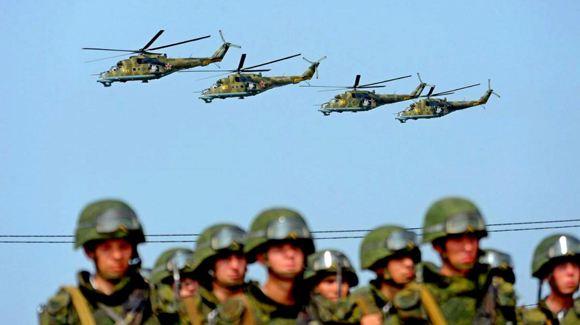 В военное время полиция и МЧС будут подчиняться военным