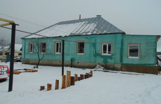Дом Савиновых