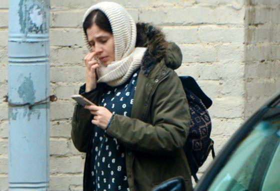 Во время беременности Юлия Снигирь выглядела так